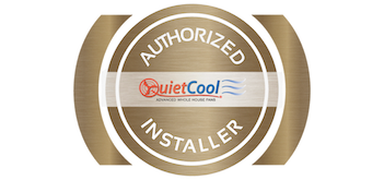 Authorized QuietCool Installer